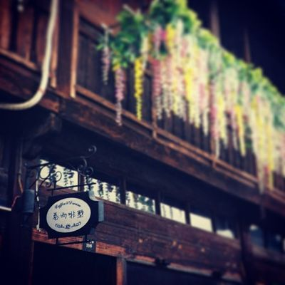 ☆*:.。. o(≧▽≦)o .。.:*☆桥西的咖啡店Hangzhou Cafe