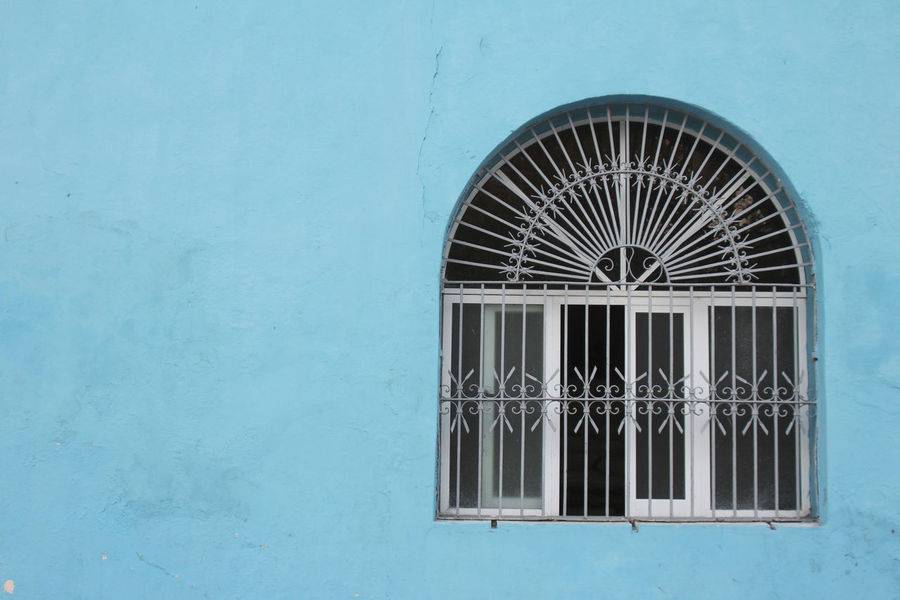 Building Cuba No People Outdoor Outdoors Street Photography Turquoise Window