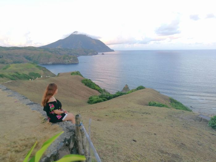 I love this photo because i was able to contemplate on life. Batanes is one of the most dreamed traveled destination and Im proud to say that, vhanne was there! Here's to more solo travel. Cheers! 🍷 Wheninbatanes Batanes Islands Basco, Batanes BatANESSA Daydreamer Outdoors Daydreaming Daydreamer ♥ Solotraveler Travelsolo YOLO ✌ Single Singlewoman Lighthouse Lighthouseview Rocky Clouds Hilltop HillTopView View The Traveler - 2018 EyeEm Awards Sea Blond Hair Women Mountain Sitting Beach Beautiful Woman Back Long Hair Sky Cliff Shore Geology Rugged Natural Arch Physical Geography Horizon Over Water Rocky Coastline Coastline Calm Ocean Rock The Great Outdoors - 2018 EyeEm Awards My Best Travel Photo