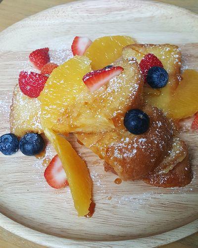 Sweet Jam Orange - Fruit Berry Fruit Breads Butter