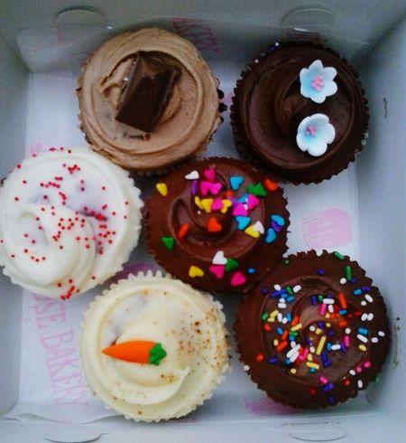 Eating Cupcakes Sweet Dreams Chocolate♡ Carrotcake Creamy Sugarfree Color Explosion