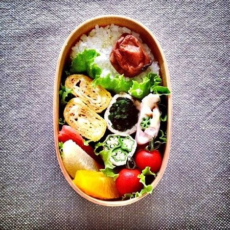 My Kids Japanese-inspired Lunch Box