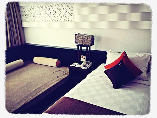 My Hotel Room