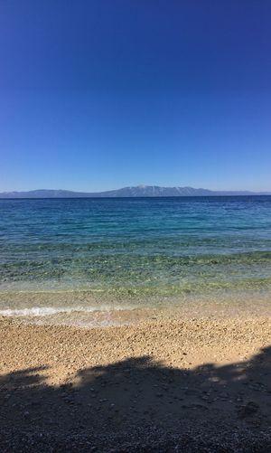So, a few minutes of this… [Beachin' in Drvenik, Croatia]