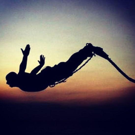 Bungee Jumping Adrenalin Tehlike