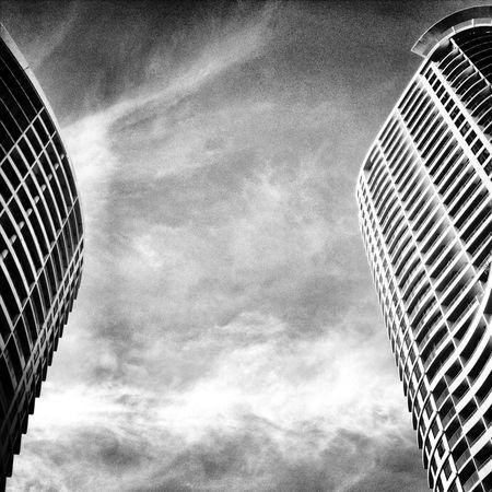 Walking Around Sydney Iphoneography Blackandwhite