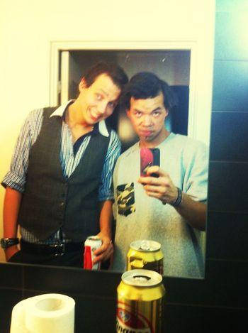 Last night Party Stavanger Beer