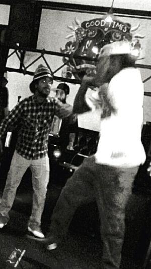 Capturing Movement PositiveMovement Music HipHop Hersh1 Upland OneLove Bartender JWES Openmic