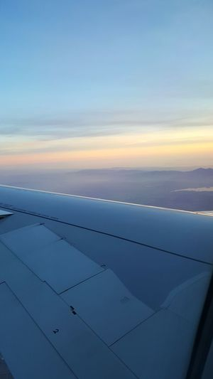 View From Above Dawn Of A New Day Airplane View Mountains And Sky Westward Ho Unedited The Purist A Bird's Eye View Let's Go. Together. An Eye For Travel Go Higher