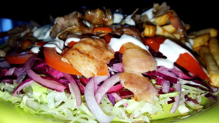Kebab Food Turkish Food Contutto Eating