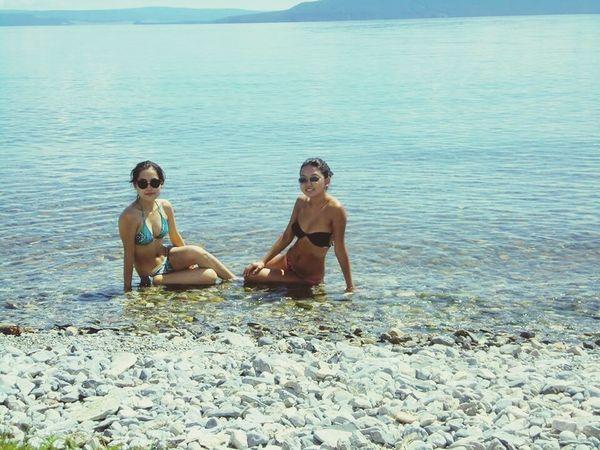 Mongolia Khuvsgul Mongolia Summer Lake