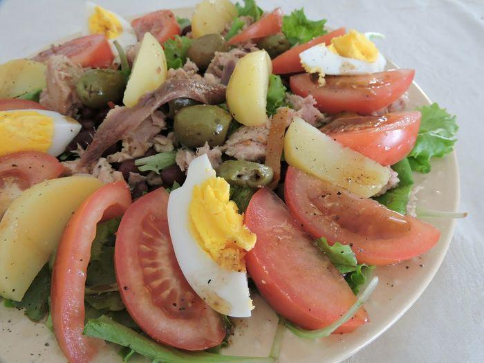 Il mio Pranzo Light Salad Insalatona Diet Dieta Foodporn