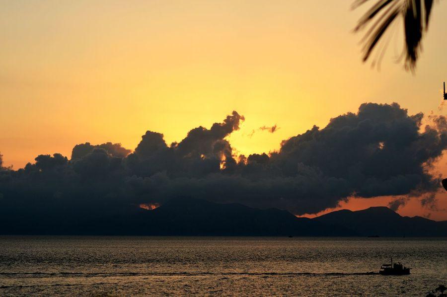 Sunset Bodrum Bulut Cloud PhotoByMuratGul