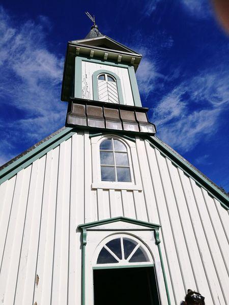 Pingvellir Church, Pingvellir National Park, Iceland