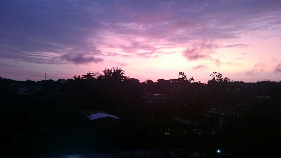 Yaounde morning