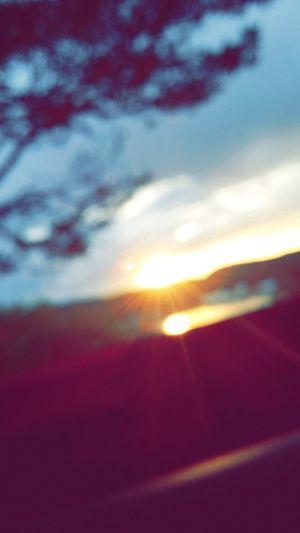 Norway Sea Sunset