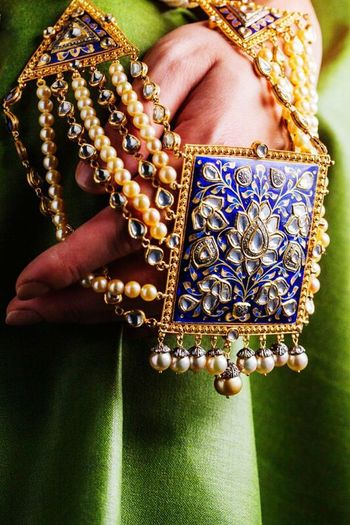 This is another piece of art Gold Daimonds Gold Artists Indian Art price of this jewellery Ask Me I Tell You Check This Out Hello World Popular Photos Beautifulview