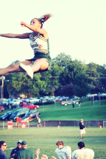 This just happens to be the best part of my life . #Cheerislife