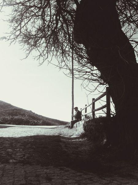 On A Hike EyeEm Portugal Preto & Branco Country Life