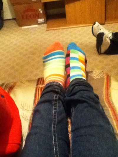 Lifes To Short To Look For The Pair Of Socks!