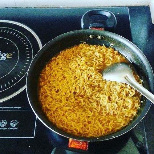 When you make the perfect maggi. PS:That's all mine Maggi Tastes Instafood Awesomeness Noobcook