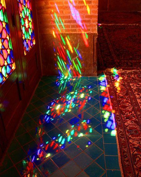 Colour Of Life Colourofglasses Shadesofcolour Shīrāz Iran