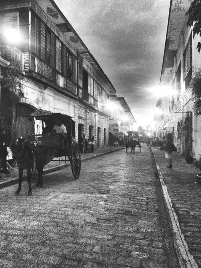 Vanishing Point Nostalgia Calle Crisologo Vigan City Philippines Historical Place 7WonderCities
