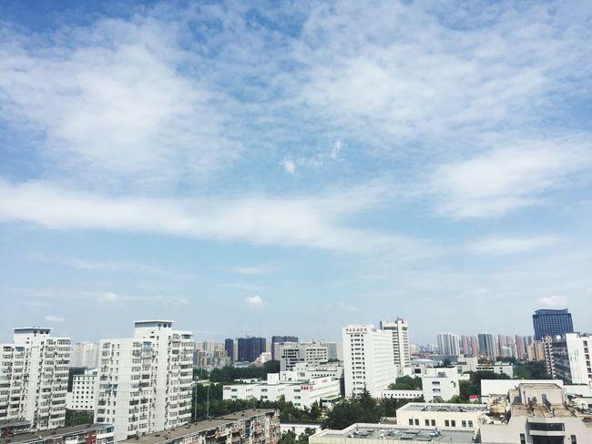 Nice weather🌈 Hanging Out Enjoying Life Hello World Peking