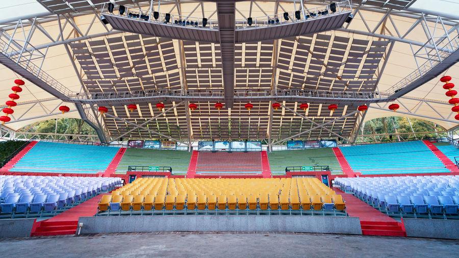 Zhuhai Architecture Arts Culture And Entertainment Built Structure Outdoors Sport Theatre Travel Destinations Yuanmingxinyuan