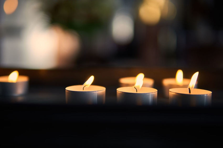 Aschaffenburg Stiftsbasilika Candle Close-up Indoors  Silence Tranquility Altar Religion Spirituality Place Of Worship Church Arch Light And Shadow Prayer Bokeh Bokeh Lights Depth Of Field Atmospheric Mood Lucky's Colors Mood Shootermag Bavaria Travel Destinations Architecture Flame Fire