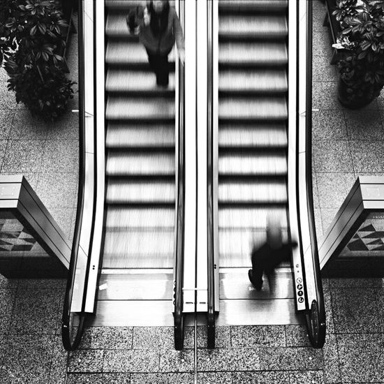 Upstairs - Downstairs Germany GERMANY🇩🇪DEUTSCHERLAND@ Berlin Berliner Ansichten Berlincity Stairways Schwarzweißfotografie Blackandwhite Photography Schwarz & Weiß Black And White Schwarzweiß Monochrome Blackandwhite Treppe