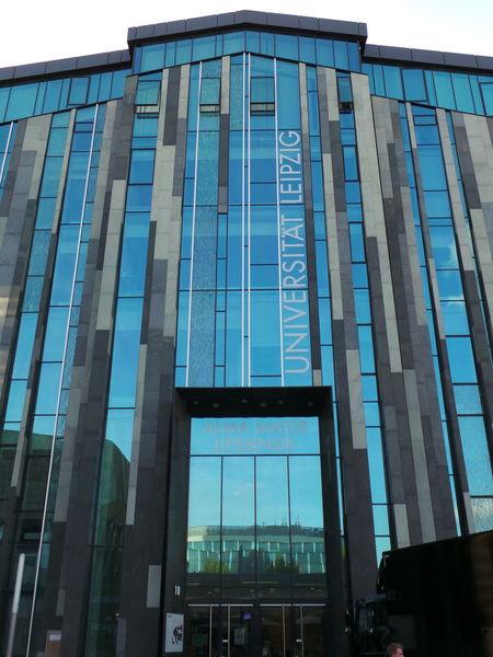 Leipzig Deutschland Sky And Clouds Sachsen Himmel Germany Sommer Summer Blue Sky Blauer Himmel Uni Universität