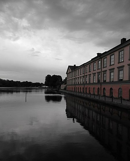 Eskilstuna-streetphotography Sweden The True Story Water City Reflection Architecture Sky Built Structure