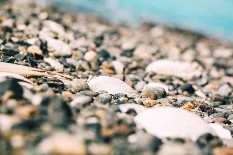 Allyn Washington State Seattlephotographer Blue Wave Rocks Sea Ingridbarnhart