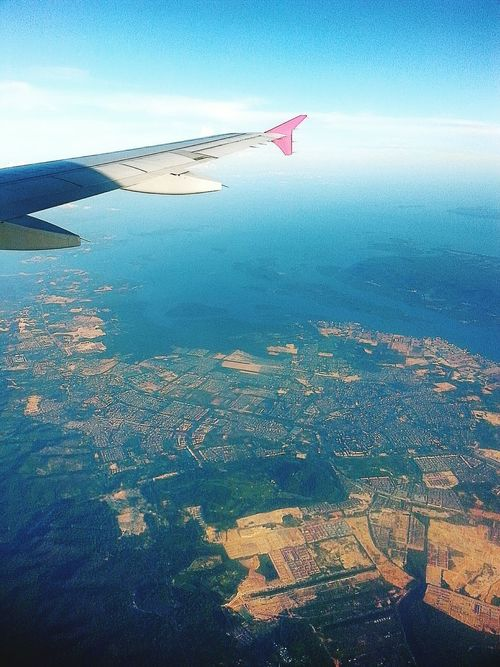 Afternoon Singapore View from the Sky....Heading to Manila, Philippines Hello World Travelling Enjoying Life Taking Photos Tures Hello World City Asian  Check This Out The Week On EyeEm
