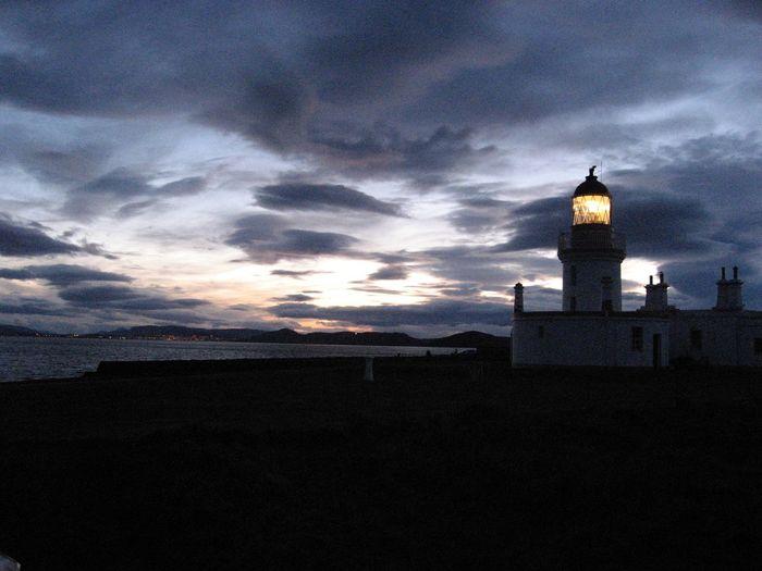 Lighthouse on The Black Isle The Black Isle Scotland Scotland Lighthouse Tower