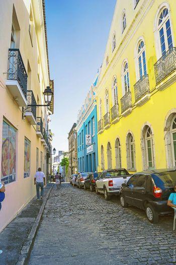 Pelourinho - Bahia - Brasil Pelourinho Architecture Streetphotography Salvador Bahia