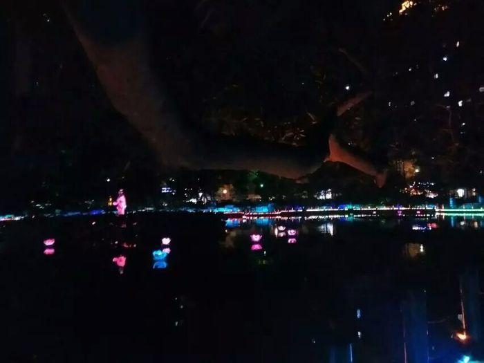 夜景 First Eyeem Photo