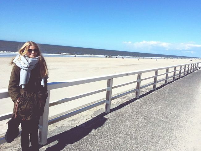 Fernweh Westerland Sylt Strand