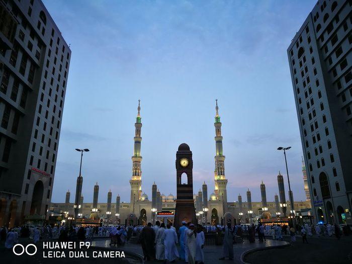 المسجد_النبوي