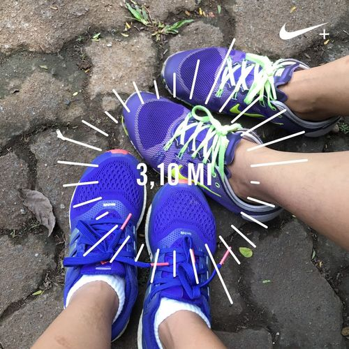 Morning Run at Ragunan Zoo Park. A Place By ITag All About Running By ITag Mobile Upload-Me & Friends