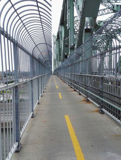 View of walkway