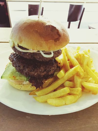 Einer der besten Burger in Mannheim!!