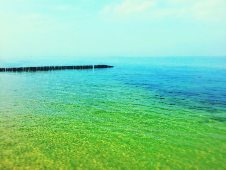 Mielno Plaża Amazing Poland Baltic Sea