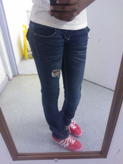 Pants And Shoe Game From Last Week:)