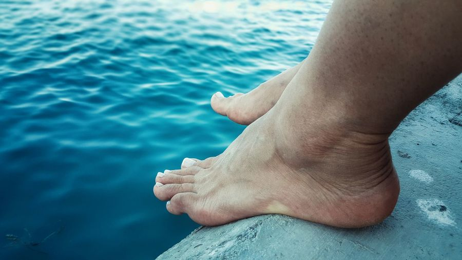 Legs_only By The Sea Relaxing Enjoying Life Seaside Feetselfie Feeling Free The Human Condition Legs Sea View Simplicity Lifeisbeautiful Feet Feeling Good Feel The Journey From My Point Of View Personal Perspective