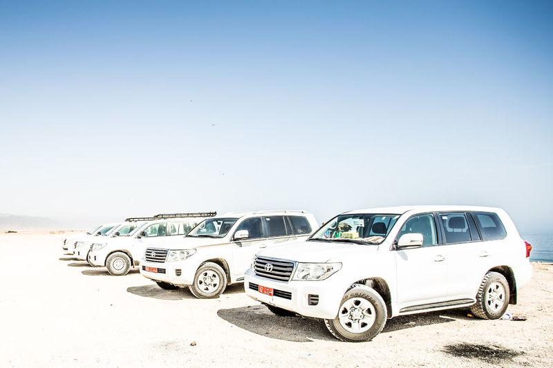 Beach Car Clear