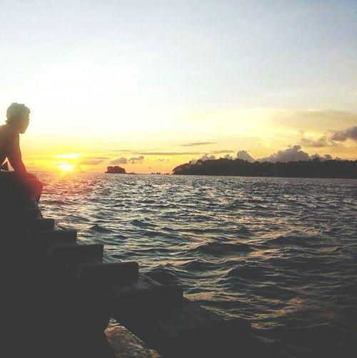 Sunset ⛅