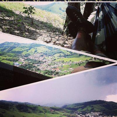 Domingueira sem preguiça!! Subida no pico para ver a paisagem e armar uma rede, com direito a ser acordado por uma tormenta!!! Nature Trekking SuldeMinas Minasgerais Brazil Belezasnaturais Tocosdomoji Sunday Sun Rain