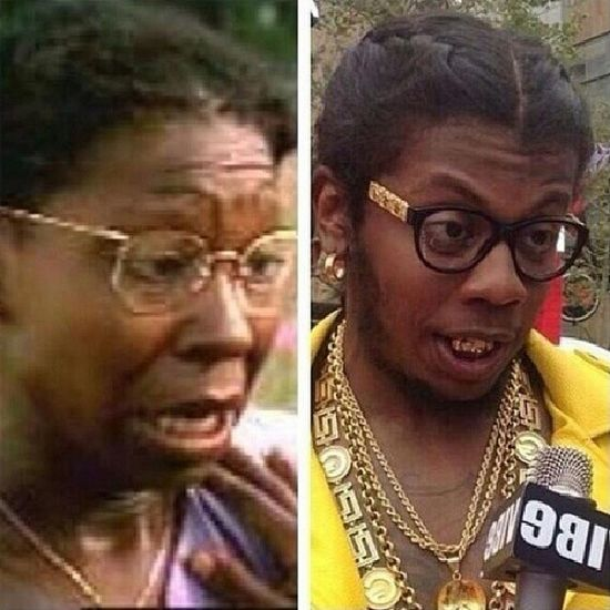 LLS YouKnowWhat ... Icant IWon 't IWillNOT iCannot iShallNOT Celie MissCelie MsCelie TheColorPurple TrinidadJames